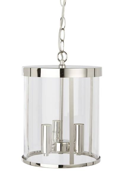 Selbourne Chrome Pendant