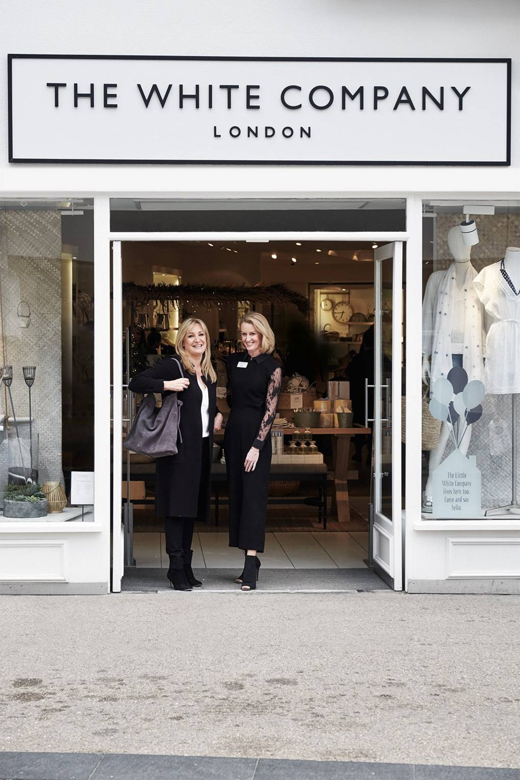 The White Company founder Chrissie Rucker's English country