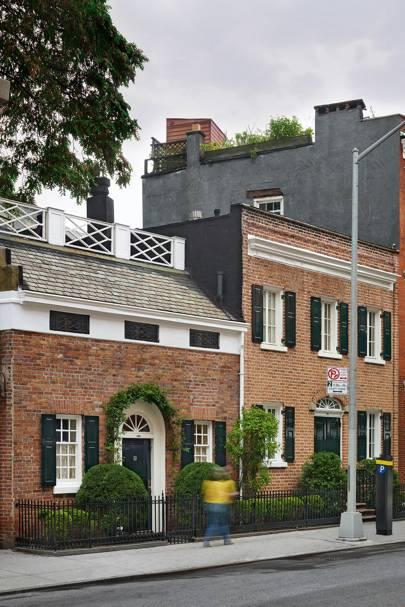 New York Home Exterior