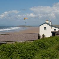 The Old Rectory, Rhossili, South Wales