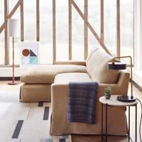 Jackson LHF Grande Chaise Sofa