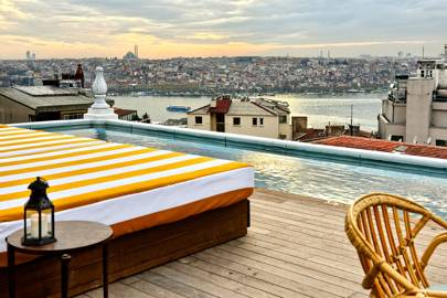 Soho House Istanbul: Pool