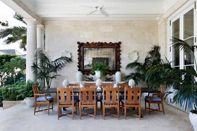 Dining Room - Bahamas Beach House