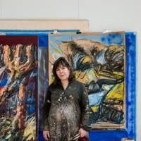 Artists in their studios: Catherine Goodman