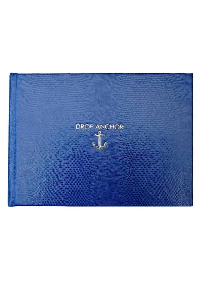 Drop Anchor - Visitors Book
