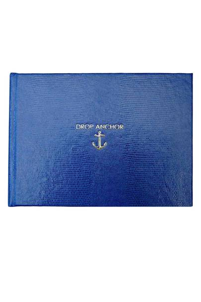 Drop Anchor - Visitors Book
