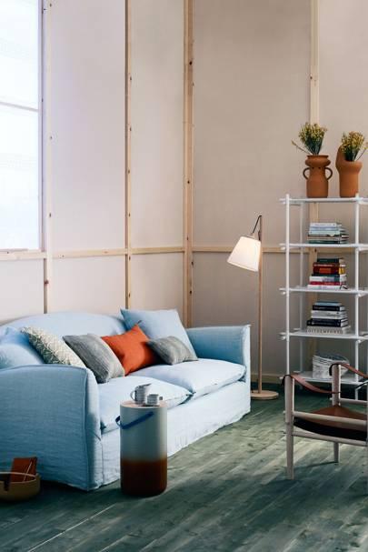 Hygge: Scandinavian-Style Living Area
