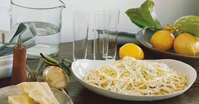 Pasta recipes news and features