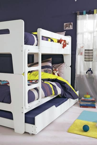 Three Bed Bunk