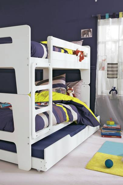 Three Bed Bunk