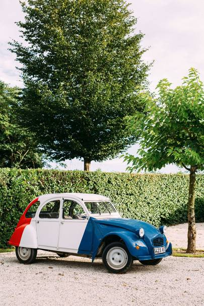 Vintage Citroën 2CV