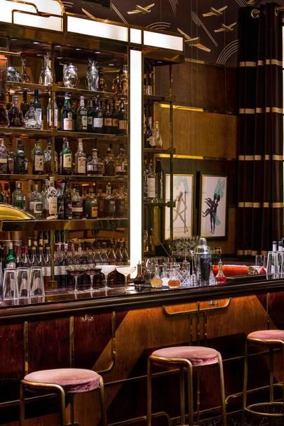 Bar Americain at Brasserie Zedel