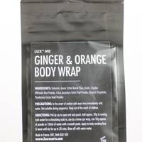February 18: LUX* Me Ginger & Orange Body Wrap, £34