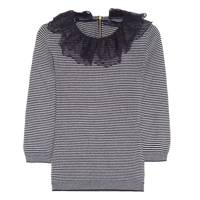 Sonia Striped Cashmere Jumper