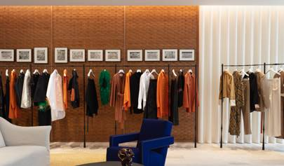 Loewe's new shop is packed with gallery standard art and design