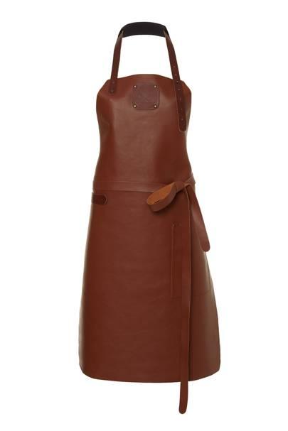 Semi-vegetable Leather Ladies Apron