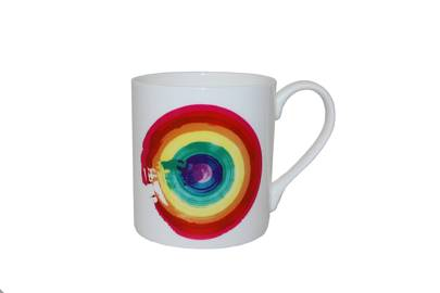 October 26: Erskine Rose Rainbow Mug, £15