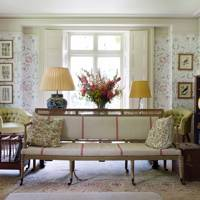 Antique Furniture & Wallpaper