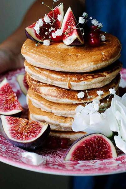 Figs & Date Syrup - Pancake Toppings