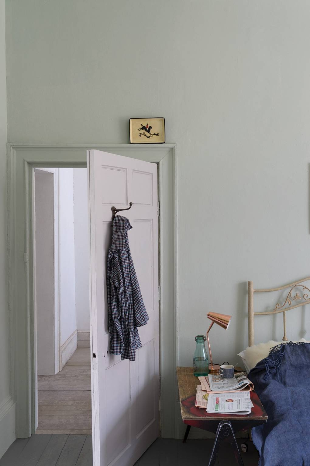 Cromarty | Paint Ideas for new Farrow & Ball colours 2016 | House ...