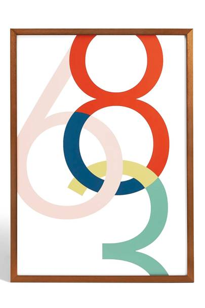Conran Oversized Wall Art