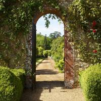 Garden Archway at Bowood