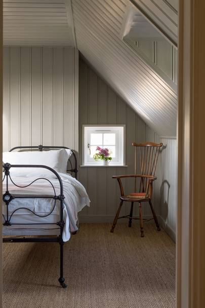 Welsh Farmhouse - The Attic Bedroom