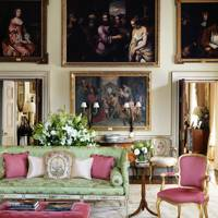Antique Furniture & Oil Paintings