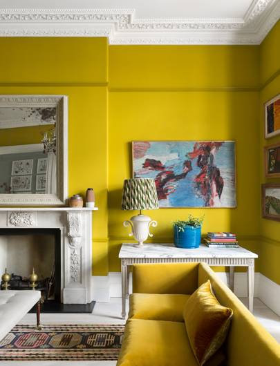 A bold London townhouse, p92