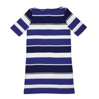 Stripes are wide and mixed together