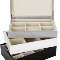 December 26: Kelly Hoppen Stackable Lacquer Jewellery Box, £125