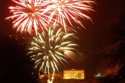 Chatsworth Fireworks