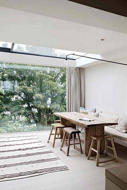 Breakfast Room - Architect's Pale Family Home