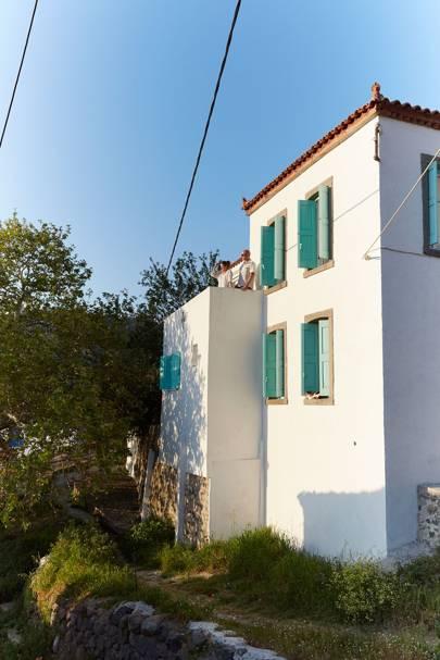 The Greek island escape
