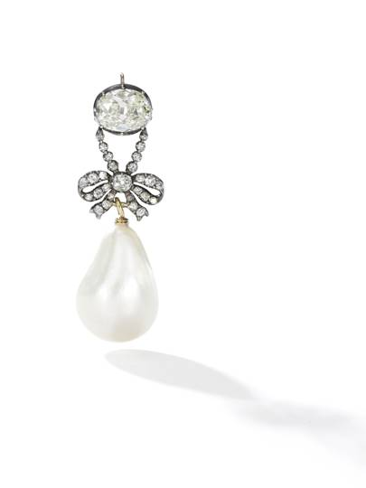 Marie Antoinette's dazzling jewellery comes up for auction at Sotheby's