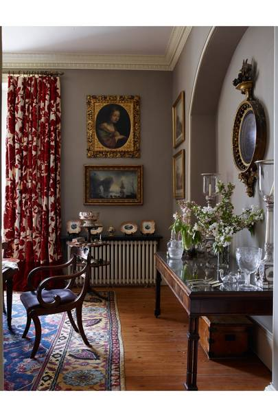 Dining Room - Traditional Cornwall House