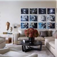 Living Room - Modern Park Avenue Apartment