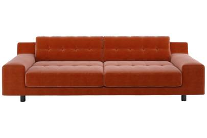 Hendricks Velvet Sofa