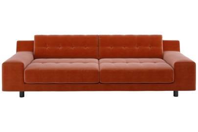 Hendricks Velvet Sofa