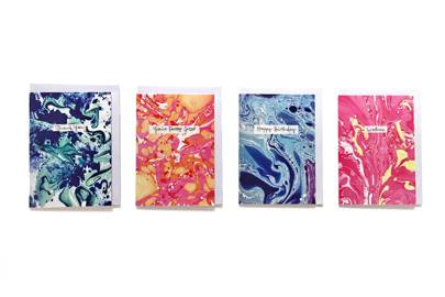 October 30: Erskine Rose Set of Greetings Cards, £12.40
