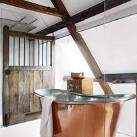 Copper Bath - Cotswolds Barn