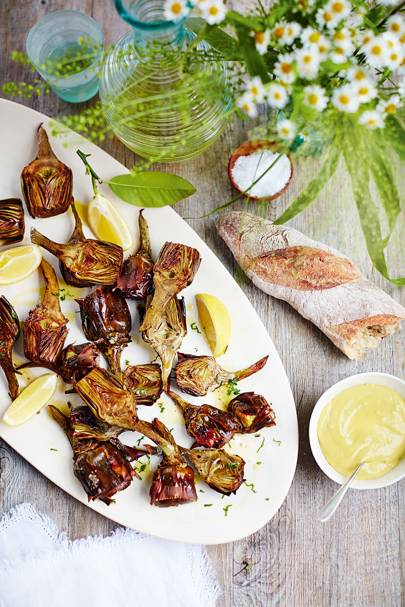 Sally Clarke | Summer Recipes
