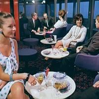 BT Tower Restaurant, Fitzrovia