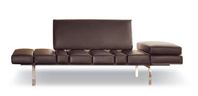 Smith lounger, 2008