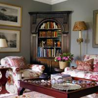 Country Home - Drawing Room