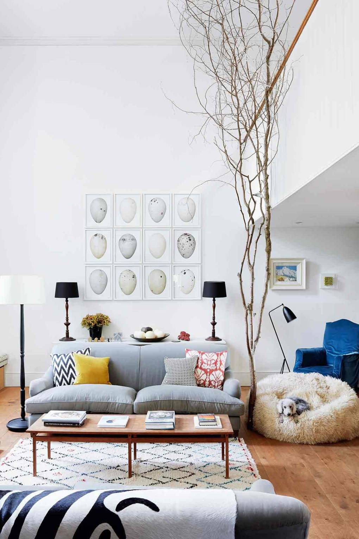 Grey sofas | House & Garden