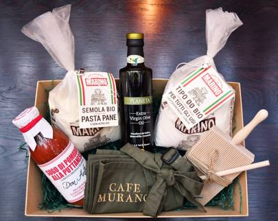 Cafe Murano Pastificio Hamper, £65
