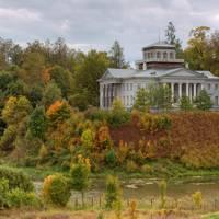 Vladimir Nabokov's Rozhdestveno Memorial Estate, Siverskaya, Russia