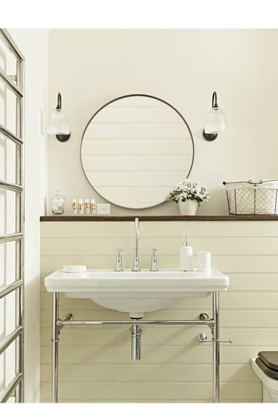 Elegant White Vanity
