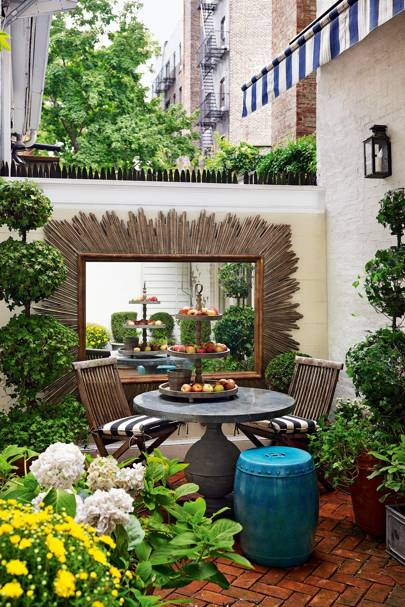 Mirror Patio